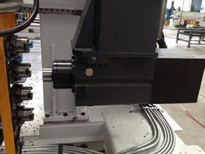 Direct Drive Spindle Technology