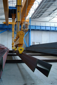 Structural Steel Lifting Device