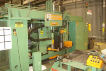 PeddinghausNine Spindle CNC Drilling Line